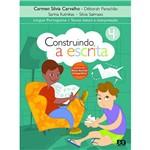 Livro - Construindo a Escrita - Textos, Leitura e Interpretação