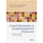 Livro - Construindo o Planejamento Público