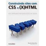 Livro - Construindo Sites com CSS e (X)HTML