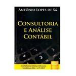 Livro - Consultoria e Análise Contábil