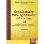 Livro - Consultoria em Psicologia Escolar/Educacional
