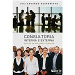 Livro - Consultoria Interna e Externa: Ênfase em Recursos Humanos