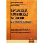 Livro - Contabilidade, Administração & Economia para Cursos e Concursos