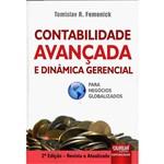 Livro - Contabilidade Avançada e Dinâmica Gerencial: para Negócios Globalizados