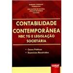 Livro - Contabilidade Contemporânea: NBC TG e Legislação Societária