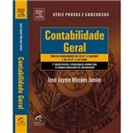 Livro - Contabilidade Geral - Série Provas e Concursos