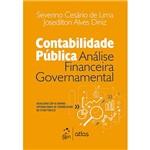 Livro - Contabilidade Pública: Análise Financeira Governamental