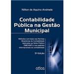 Livro - Contabilidade Pública na Gestão Municipal