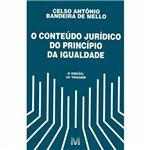 Livro - Conteúdo Jurídico do Princípio da Igualdade