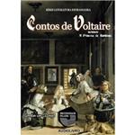 Livro - Contos de Voltaire - Áudio Livro