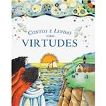 Livro - Contos e Lendas Sobre Virtudes
