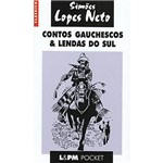 Livro - Contos Gauchescos e Lendas do Sul
