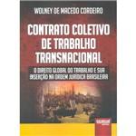 Livro - Contrato Coletivo de Trabalho Transnacional