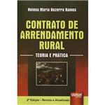 Livro - Contrato de Arrendamento Rural: Teoria e Prática