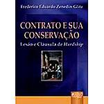 Livro - Contrato e Sua Conservação: Lesão e Cláusula Hardship