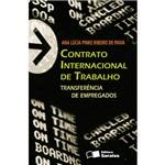 Livro - Contrato Internacional de Trabalho - Transferência de Empregados