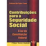 Livro - Contribuições para a Seguridade Social: à Luz da Constituição Federal