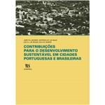 Livro - Contribuições para o Desenvolvimento Sustentável em Cidades Portuguesas e Brasileiras