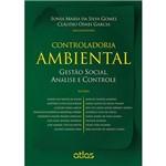 Livro - Controladoria Ambiental: Gestão Social, Análise e Controle