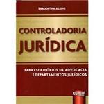 Livro - Controladoria Jurídica para Escritórios de Advocacia e Departamentos Jurídicos