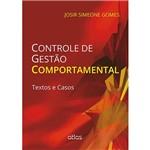 Livro - Controle de Gestão Comportamental: Textos e Casos