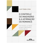 Livro - Controle do Imaginário & Afirmações do Romance, o