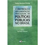 Livro - Controle e Implementação Processual de Políticas Públicas no Brasil
