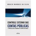 Livro - Controle Externo das Contas Públicas: o Processo Nos Tribunais de Contas do Brasil