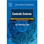 Livro - Controle Externo - Teoria, Jurisprudência e Mais de 500 Questões - Série Provas e Concursos