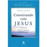 Livro - Conversando com Jesus