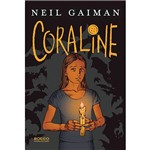 Livro - Coraline - Graphic Novel