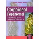 Livro - Corpo Ideal, Peso Normal