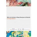 Livro - Correspondência: Mário de Andrade e Sérgio Buarque de Holanda