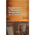Livro - Corretagem e Transação Imobiliária no Código Civil