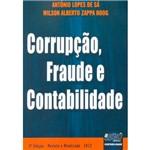 Livro - Corrupção, Fraude e Contabilidade