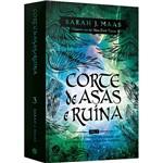 Livro - Corte de Asas e Ruína - Vol. 3