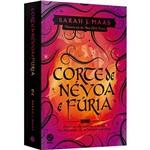 Livro - Corte de Névoa e Fúria