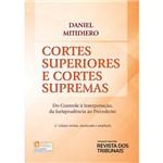 Livro - Cortes Superiores e Cortes Supremas