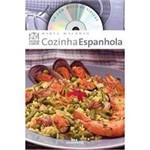 Livro - Cozinha Espanhola