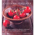Livro - Cozinha Italiana