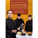 Livro - Cozinhe com os Monges