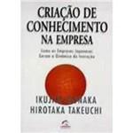 Livro - Criaçao de Conhecimento na Empresa