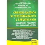 Livro - Crianças em Risco de Desenvolvimento e Aprendizagem