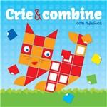 Livro - Crie & Combine com Adesivos