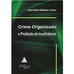 Livro - Crime Organizado e Proibição de Insuficiência
