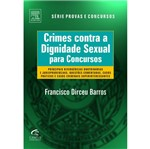 Livro - Crimes Contra a Dignidade Sexual para Concursos