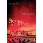 Livro - Crimes de La Fontaine, os