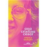 Livro - Crítica e Tradução