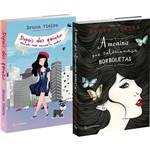 Livro - Crônicas de Bruna Vieira: a Menina que Colecionava Borboletas + Depois dos Quinze