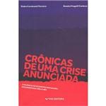 Livro - Crônicas de uma Crise Anunciada